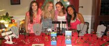 """Rae organized a fundraiser to donate to """"SHARE in Africa"""" for girls education in Tanzania"""