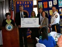 """Rotary club highlighted """"SHARE in Africa"""" for its work with education in Tanzania"""